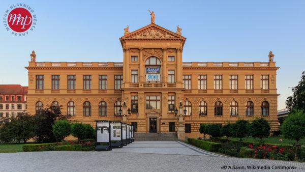 Questie Poklad ztraceného řádu Muzeum hl. m. Prahy