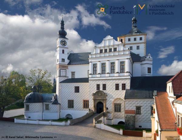 Questie Bílý havran Zámek Východočeské Muzeum